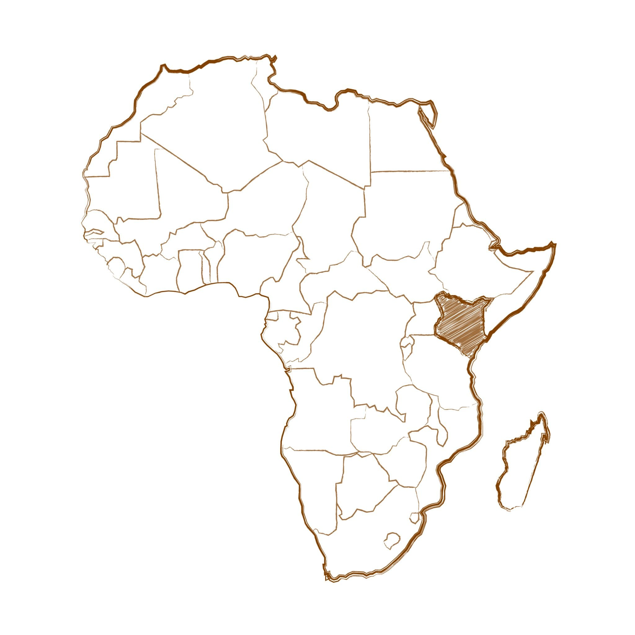 africa_map-brown